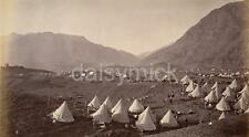 Anglo Afghan War Ali Masjid Shagai Ridge British Army 7x4 Inch Reprint Photo R