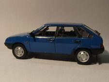1/43 Poland Model Lada Samara 2109 Blue Ixo/IST Poland Warsaw
