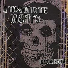 Hell on Earth: A Tribute to the Misfits by Various Artists (CD, Jul-2000, Cleopa