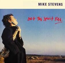 Set the Spirit Free by Mike Stevens (CD, Feb-1990, Novus)