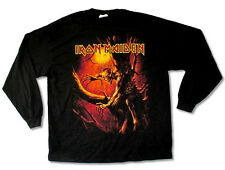 Iron Maiden-Fear Of The Dark-2010 Tour-X-Large Longsleeve-Black T-shirt