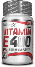 Biotech USA VITAMIN E 400 FREE WORLD SHIPPING !!!