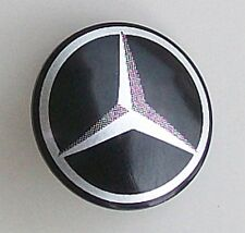 LEGO - Minifig, Shield Round with Rounded Front and Silver Mercedes-Benz Logo