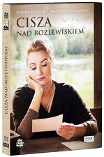 Cisza nad rozlewiskiem: serial TV (DVD 4 disc) 2014 Joanna Brodzik POLISH POLSKI