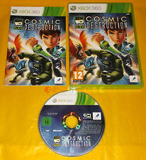 BEN 10 ULTIMATE ALIEN COSMIC DESTRUCTION XBOX 360 Italiano 1ª Ed ○ COMPLETO - CG