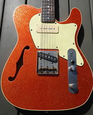 Haar Guitars Thinline Relic Sparkle Finish  with Voodoo Pick-ups Lightweight
