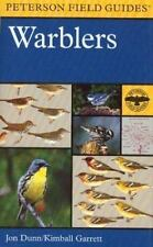 PETERSON FIELD GUIDES - WARBLERS
