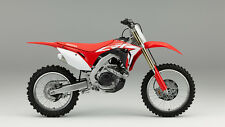 Honda CRF 450 Motocross MX Plastic Kit 2017 Red OEM IN STOCK