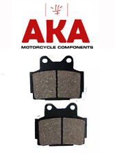 Rear Brake Pads for: Yamaha FZS600 Fazer 1998 to 2003