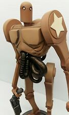 Sideshow  - POPBOT POLYSTONE STATUE - USED