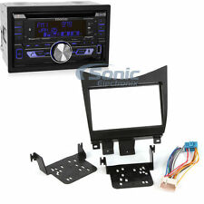Kenwood DPX502BT Bluetooth Car Stereo Install Package for 2003-07 Honda Accord