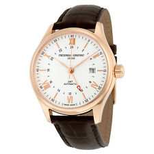 Frederique Constant Rose Gold-plated Stainless Steel Mens Watch FC-350V5B4