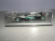 Minichamps Mercedes AMG Petronas W03 Michael Schumacker 300th GP  REF. 120307
