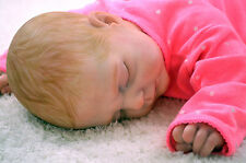 Beautiful Realistic Reborn Baby Girl Everly (Tracy Sculpt by Deanna Flynn)