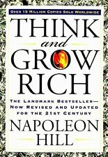 Think and Grow Rich By Napoleon Hill Paperback | Brand NEW & Free Shipping