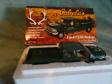 "First Gear-"" CABELA'S "" Ford F250 Die-Cast Pickup Truck  #19-3279 1:34 Scale"