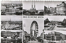Austria Postcard - Views of Das Schone - Wien  BH102