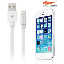 White ORIGINAL OFFICIAL LICENCE APPLE IPHONE 6 LIGHTNING USB CHARGER CABLE 3.3ft