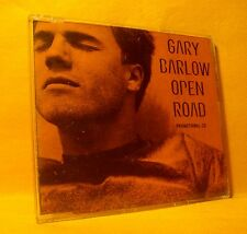 MAXI PROMO Single CD Gary Barlow Open Road 2TR 1997 Pop Rock Take That !