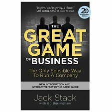 The Great Game of Business, Stack, Jack/ Burlingham, Bo (CON)