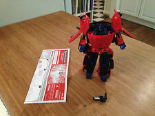 Transformers Alternators Autobot Optimus Prime (2006).