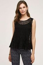 NWT $88 Anthropologie Miri Lace Tank by Tiny Size: Small