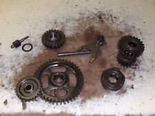 98 - 02 ARCTIC CAT 500 ATV GEARS FLYWHEEL SIDE W/ ARM AND OTHER  G1415