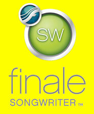 FINALE SONGWRITER - DOWNLOAD - MUSIC NOTATION SOFTWARE - WIN/MAC - NEW
