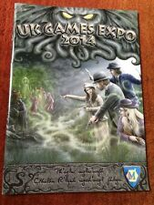 UK Games Expo Birmingham 2014 Official Show Guide Board Games