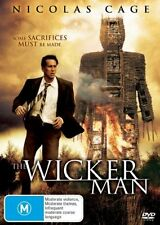 The Wicker Man (DVD, 2007) Movie, Very Good Condition