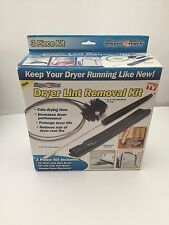 Ontel Products Dryer Max Dryer Lint Removal Kit As Seen On TV