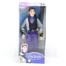 gefrorene Eiskönigin Hans Prinz Doll Figur Puppe Spielzeug Toy 30cm Brand Neu