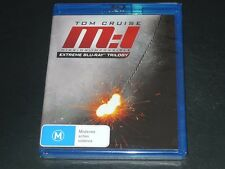 Mission: Impossible M:I 3-Disc Set Blu-ray