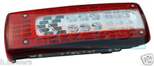VIGNAL LC10 LED VOLVO FM LEFT HAND NEARSIDE REAR TAIL LIGHT/LAMP + No PLATE LAMP