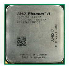 AMD Phenom II X4 Quad Core Socket AM3 Black Edition 975 Chipset
