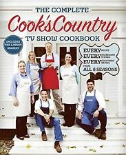 COMPLETE COOK'S COUNTRY TV SHOW COOKBOOK [9781940352176] -  (PAPERBACK) NEW