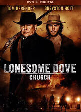 Lonesome Dove Church [DVD + Digital] 2015 by Garthwaite, Mike Ex-library
