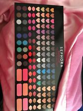 2015 SEPHORA Beautiful Crush Blockbuster Palette 128 Eye Shadow Lip Cheek $170