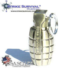 Grenade Perma-Match Permanent Match Must Have Survival Gear Camping & Hiking