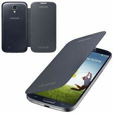New Genuine Samsung FLIP CASE Galaxy S4 GT i9505 original smartphone book cover