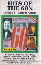 MUSICASSETTA -  VARIOUS -  HITS OF THE 60's  vol. 4                 (4)
