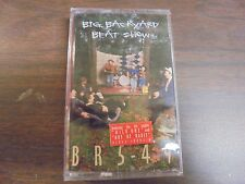 "NEW SEALED ""Backyard Beat Show""  BR5-49Cassette Tape                 (G)"