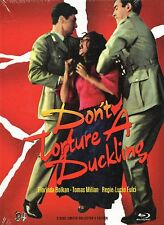 DON'T TORTURE A DUCKLING - Blu Ray & Dvd + Mediabook !