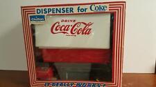 Chilton toys Coca Cola #66 dispenser Lot 717