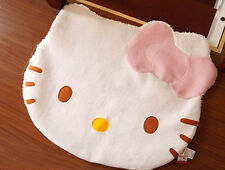 Cute Gift sweet Sanrio Hello Kitty Rug Cat Doormat Mat Pad Small Carpet Tile