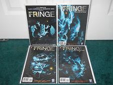 Fringe Trade Paperback Wildstorm / Fringe # 1 Wildstorm / Fringe # 2 / Fringe #3