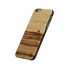 MAN&WOOD case for iPhone 6s/6 natural wood TERRA