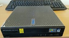 Dell OptiPlex fx160 Mini Desktop PC Atom 230 1,6 GHZ 2 GB di RAM THIN client