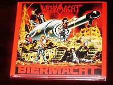 Wehrmacht: Biermacht - Deluxe Edition CD 2010 Bonus Tracks Reissue F.O.A.D. NEW