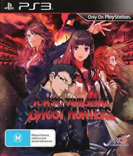 Tokyo Twilight Ghost Hunters (Sony PlayStation 3, 2015)